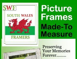 South Wales Framing - picture framing